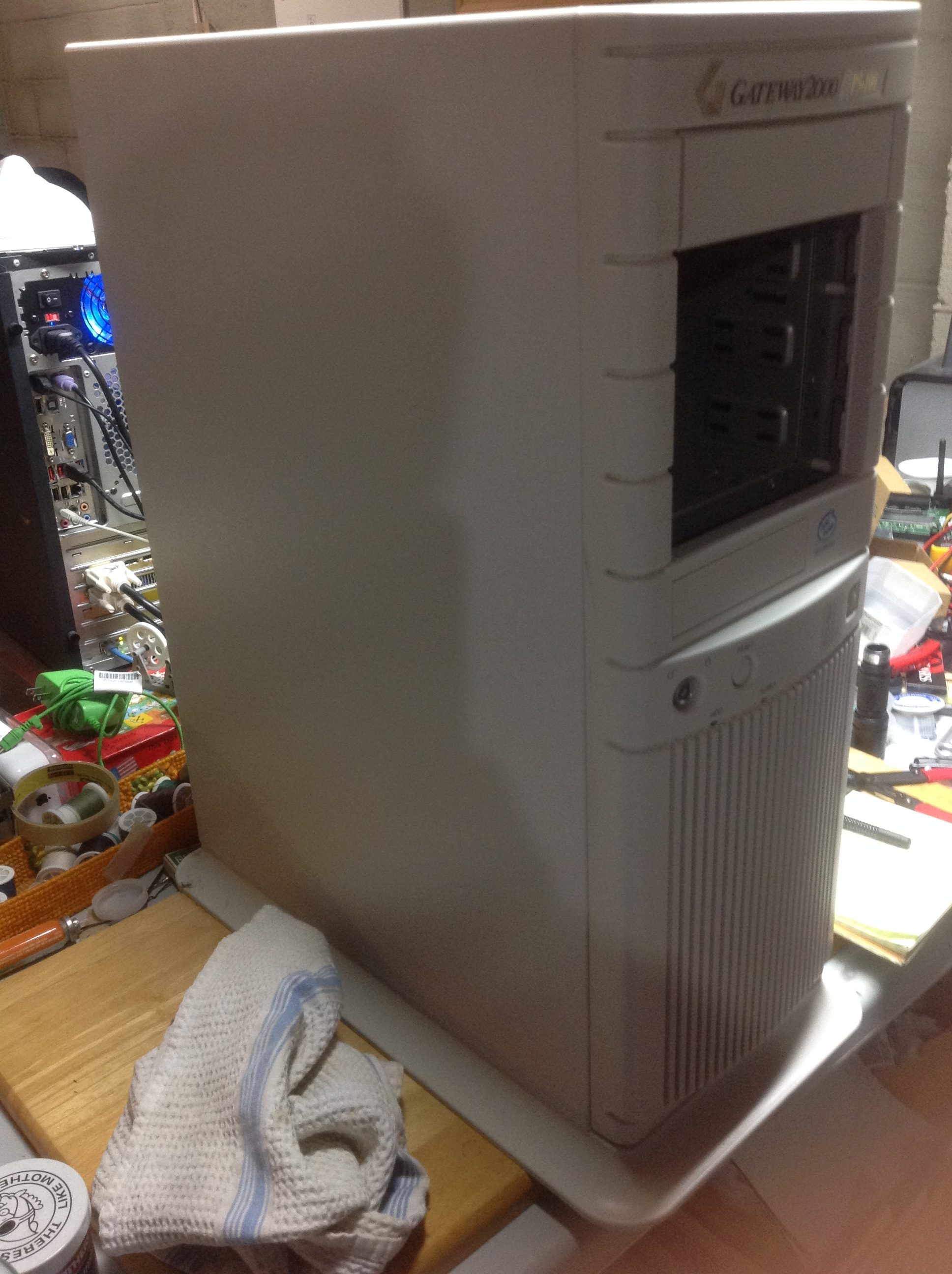 Pc Case Mod Project Blog